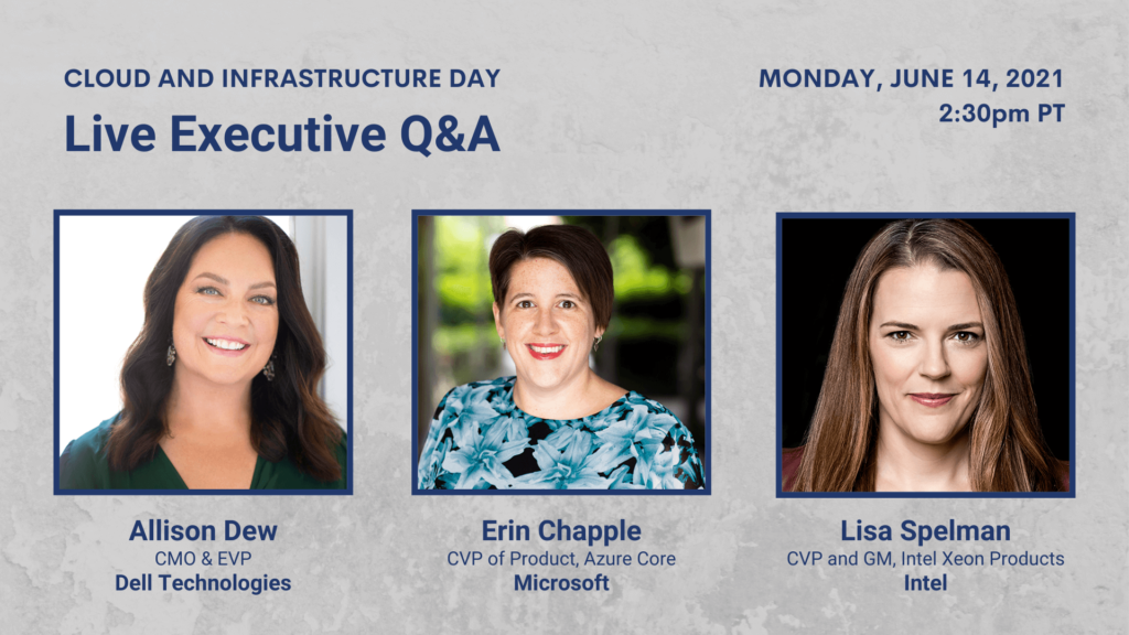 Day 1 Live Executive Q&A