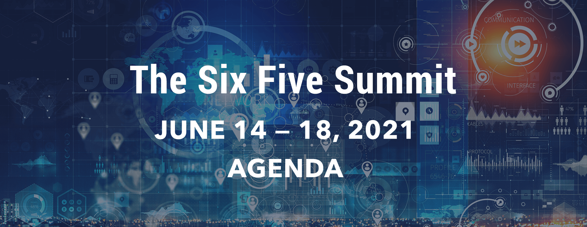 The Six Five Summit — Agenda