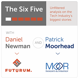 The Six Five Podcast